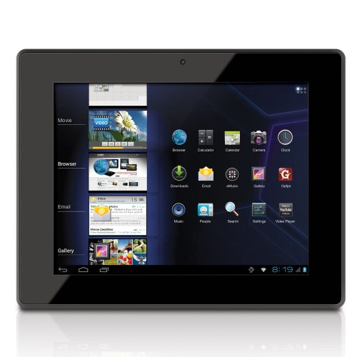 Coby Kyros 8-Inch Android 4.0 4 GB 4:3 Capacitive