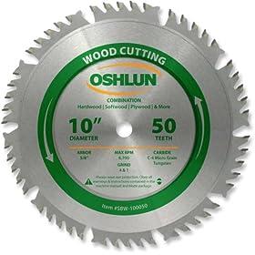 oshlun 50 tooth blade