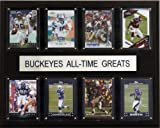 NCAA Football Ohio State Buckeyes All-Time Greats Plaque Amazon.com