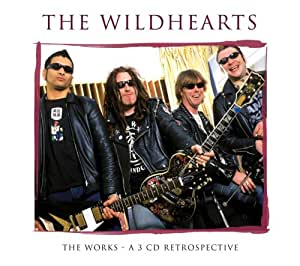 The works the wildhearts amazon es m 250 sica