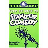 Step by Step to Stand-up Comedyby Steve Allen