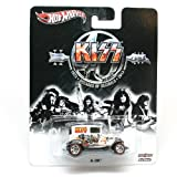A-OK * KISS * Hot Wheels 2013 Pop Culture Series Die-Cast Vehicle