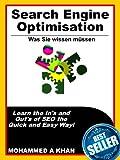 Search Engine Optimization (SEO) - Was Sie wissen müssen (German Edition) (SEO Guide)