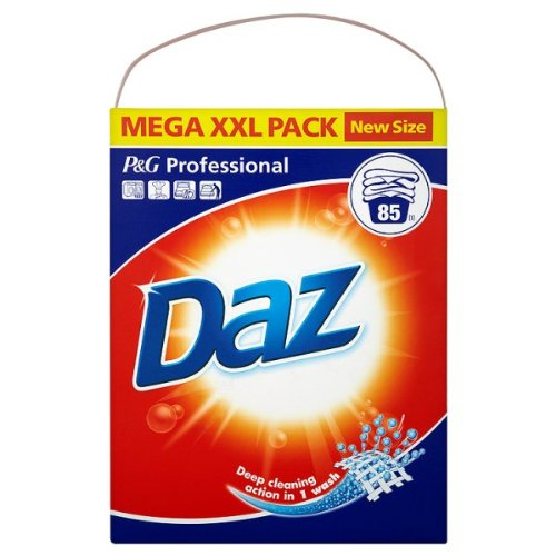 Daz Powder Regular 85 washes 1 x 5.7kg