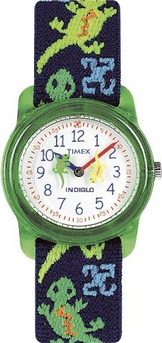 [タイメックス]TIMEX キッズ腕時計 キッズアナログ エラステックストラップ T72881 キッズサイズ [正規輸入品]