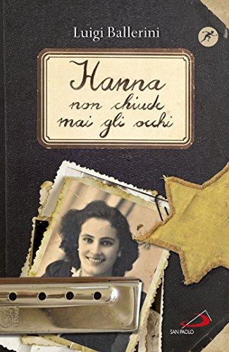 Hanna non chiude mai gli occhi PDF