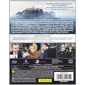 Alcatraz - Saison Complete (Blu Ray Zone B) (Langue Français) (Import Espagne)