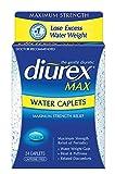 Diurex Max Water Pills, 24 Count