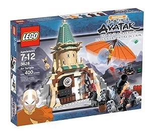 Amazon.com: LEGO Avatar Air Temple: Toys & Games
