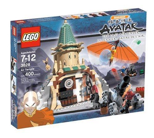Lego Avatar Lufttempel 3828
