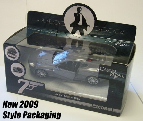 Casino Royale Bathroom Fight: Corgi Toys James Bond 1:36 Scale CC03801 Casino Royale