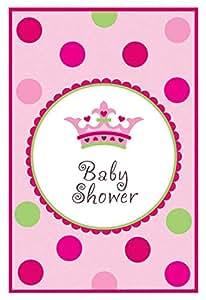 New Little Princess Invitations w/ Envelopes (8ct)