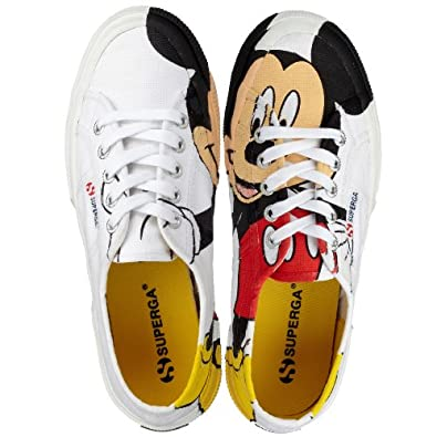 superga 2750 disney topolino s002bw0 unisex erwachsene. Black Bedroom Furniture Sets. Home Design Ideas