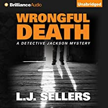 Wrongful Death (       UNABRIDGED) by L.J. Sellers Narrated by Patrick Lawlor