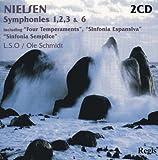 echange, troc  - Symphonies N°1, 2, 3 & 6