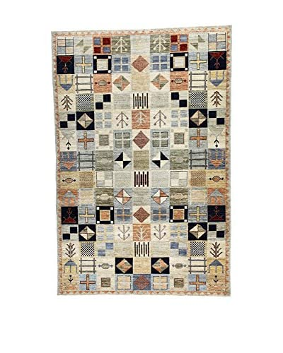 Eden Carpets Alfombra Gabe Collection Gris/Multicolor 300 x 199 cm