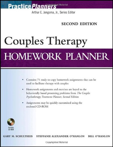 Wiley: Child Therapy Activity and Homework Planner - Natalie Sufler ...
