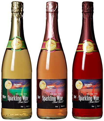 Armon Sparkling Selection Mixed Pack, 3 X 750 Ml