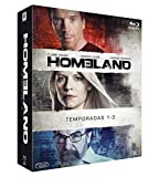Homeland - Temporadas 1-3 DVD España