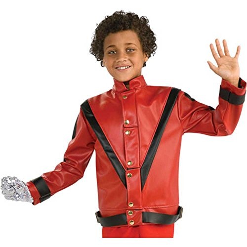 Deluxe Michael Jackson Thriller Kids Jacket