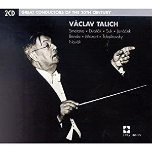 Vaclav Talich Great Conductor