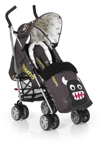 Cosatto Swift Lite Supa Stroller (Little Monster)