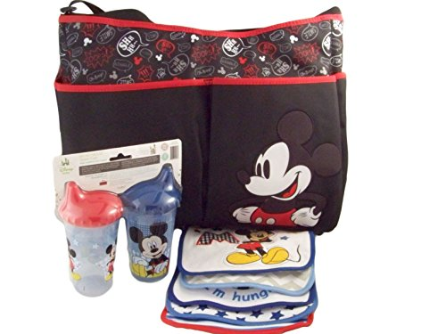 Baby Boy Gift Set 3 piece Mickey Mouse, db30194-combo