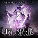 The Godling Chronicles: Madness of the Fallen, Book 5 (       UNABRIDGED) by Brian D. Anderson Narrated by Derek Perkins