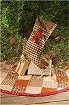 Gingerbread 488243 Christmas Tree Skirt