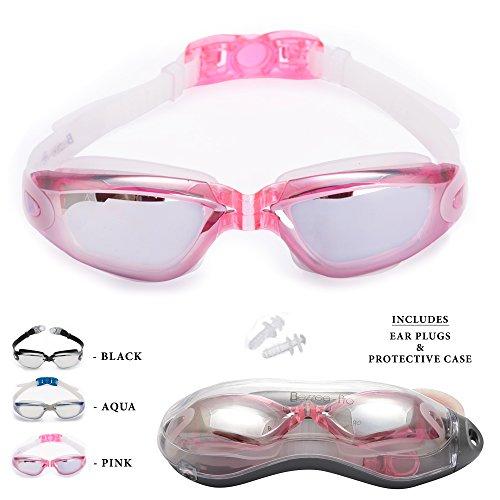 lunettes-de-natation-pro-par-bezzee-pro-verres-miroirs-antibuee-etanches-reglables-garantie-rembours