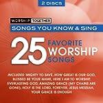 25 Favorite Worship Songs