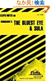 CliffsNotes on Morrison's The Bluest Eye & Sula (Cliffsnotes Literature Guides)