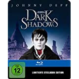 Dark Shadows - Steelbook