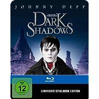 Dark Shadows - Steelbook