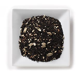 Mahamosa Decaffeinated Black Tea Loose Leaf (Looseleaf) - Bengal Chai Decaf 2 oz by Mahamosa