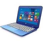 HP Stream 11-d000 series (HP Stream 11-d012TU)11.6型液晶ノートパソコン KINGSOFT Office セットモデル Windows8.1 Update 64bit 2GB 32GBeMMC+MicrosoftOneDrive 100GB(2年間) 無線LANIEEE802.11b/g/n Bluetooth 92万画素webカメラ 重さ1.26kg バッテリー長持ち、駆動時間最大約8時間15分