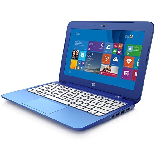 HP Stream 11-d000 series 11.6型液晶ノートパソコン KINGSOFT Office セットモデル Windows8.1 Update 64bit 2GB 32GBeMMC+MicrosoftOneDrive 100GB(2年間) 無線LANIEEE802.11b/g/n Bluetooth 92万画素webカメラ 重さ1.26kg バッテリー長持ち、駆動時間最大約8時間15分