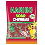 HARIBO Sour Cherries 160g (Pack of 12)