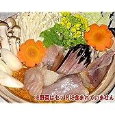 【茨城県発!】あんこうどぶ汁鍋セット【3-4人前】【株式会社ヤマコイチ】