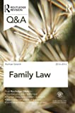 Q&A Family Law 2013-2014 (Questions and Answers)