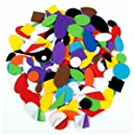 Self Adhesive Craft Foam Assorted Sha...