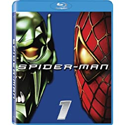 Spider-Man (+ UltraViolet Digital Copy) [Blu-ray]