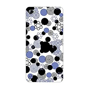 Garmor Designer Silicone Back Cover For Lenovo Vibe C