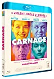 Carnage [Blu-ray] [FR IMPORT] Includes english audio