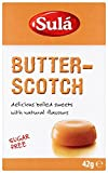 Sula Butterscotch 42 g (Pack of 14)