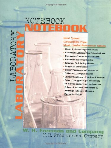 Laboratory Notebook