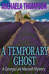 A Temporary Ghost by Michaela Thompson ebook deal