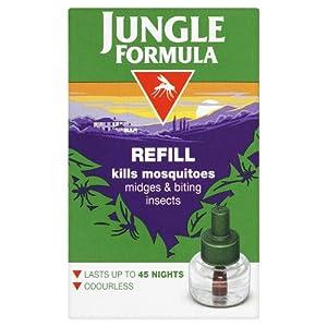 Jungle Formula Mosquito Killer Plug In Refill - 35 ml