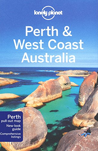 Lonely Planet Perth & West Coast Australia (Regional Travel Guide) front-665777