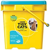 Tidy Cat Immediate Odor Control Scoop Pail, 27 lb